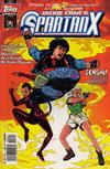 Cover for Jackie Chan's Spartan X: The Armour of Heaven (Topps, 1997 series) #3