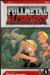 Cover for Fullmetal Alchemist (Viz, 2005 series) #6