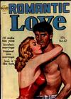 Cover for Romantic Love (Avon, 1949 series) #10