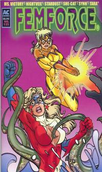 Cover Thumbnail for FemForce (AC, 1985 series) #135