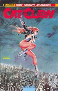 Cover Thumbnail for Cat Claw (Malibu, 1990 series) #4