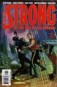 Cover Thumbnail for Tom Strong (DC, 1999 series) #36