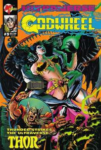 Cover Thumbnail for Godwheel (Malibu, 1995 series) #3