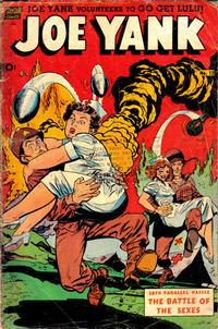 Cover Thumbnail for Joe Yank (Pines, 1952 series) #12
