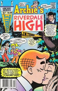 Cover Thumbnail for Archie's Riverdale High (Archie, 1991 series) #8