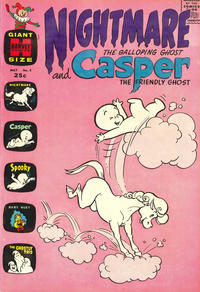 Cover Thumbnail for Nightmare & Casper (Harvey, 1963 series) #4