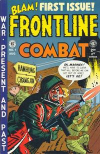 Cover Thumbnail for Frontline Combat (Gemstone, 1995 series) #1