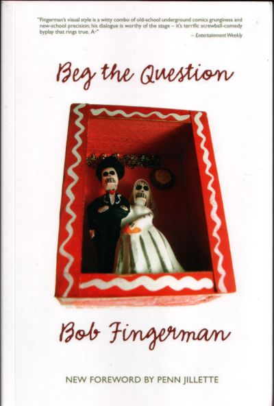 Cover for Beg the Question (Fantagraphics, 2005 series)