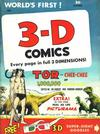 Cover for 3-D Comics (St. John, 1953 series) #2 [a]