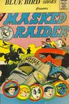 Cover Thumbnail for Masked Raider (1959 series) #6 [Blue Bird Shoes]