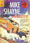 Cover for Mike Shayne Private Eye (Dell, 1962 series) #1