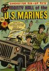 Cover for Monty Hall of the U.S. Marines (Toby, 1951 series) #5