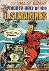 Cover for Monty Hall of the U.S. Marines (Toby, 1951 series) #10