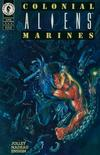 Cover for Aliens: Colonial Marines (Dark Horse, 1993 series) #10