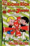Cover for Richie Rich & Jackie Jokers (Harvey, 1973 series) #25