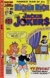 Cover for Richie Rich & Jackie Jokers (Harvey, 1973 series) #34