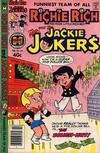 Cover for Richie Rich & Jackie Jokers (Harvey, 1973 series) #36