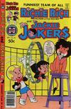 Cover for Richie Rich & Jackie Jokers (Harvey, 1973 series) #39