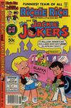 Cover for Richie Rich & Jackie Jokers (Harvey, 1973 series) #43