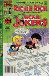 Cover for Richie Rich & Jackie Jokers (Harvey, 1973 series) #46