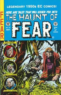 Cover Thumbnail for Haunt of Fear (Gemstone, 1994 series) #23