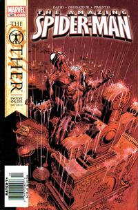 Cover Thumbnail for The Amazing Spider-Man (Marvel, 1999 series) #525 [Newsstand Edition]