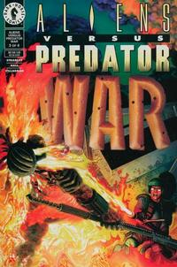Cover Thumbnail for Aliens vs Predator: War (Dark Horse, 1995 series) #3