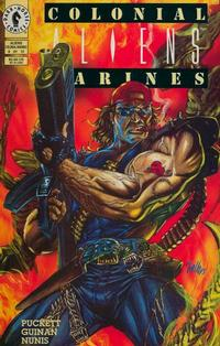 Cover Thumbnail for Aliens: Colonial Marines (Dark Horse, 1993 series) #6