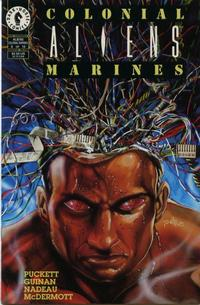 Cover Thumbnail for Aliens: Colonial Marines (Dark Horse, 1993 series) #8