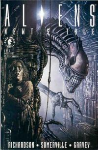 Cover Thumbnail for Aliens: Newt&#39;s Tale (Dark Horse, 1992 series) #2