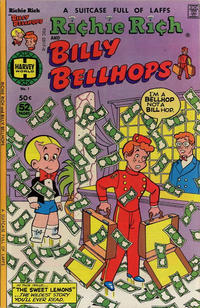 Cover Thumbnail for Richie Rich &amp; Billy Bellhops (Harvey, 1977 series) #1