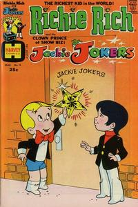 Cover Thumbnail for Richie Rich & Jackie Jokers (Harvey, 1973 series) #3