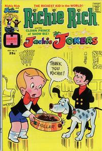 Cover Thumbnail for Richie Rich &amp; Jackie Jokers (Harvey, 1973 series) #5