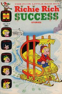 Cover Thumbnail for Richie Rich Success Stories (Harvey, 1964 series) #37