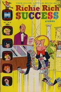 Cover Thumbnail for Richie Rich Success Stories (Harvey, 1964 series) #40