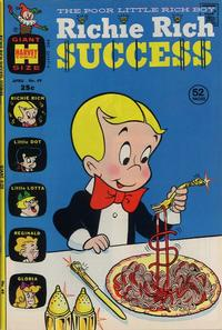 Cover for Richie Rich Success Stories (1964 series) #49