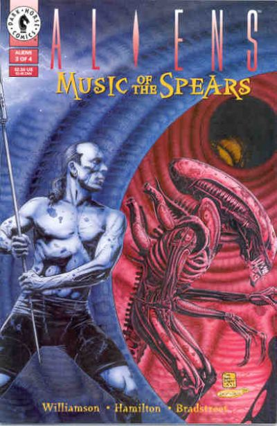 Cover for Aliens: Music of the Spears (Dark Horse, 1994 series) #3