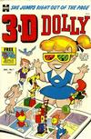Cover for 3-D Dolly (Harvey, 1953 series) #1