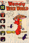 Cover for Wendy Witch World (Harvey, 1961 series) #3