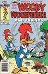 Cover for Woody Woodpecker and Friends (Harvey, 1991 series) #3
