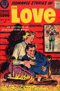 Cover Thumbnail for Romance Stories of True Love (Harvey, 1957 series) #49