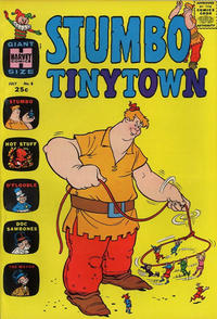 Cover Thumbnail for Stumbo Tinytown (Harvey, 1963 series) #8