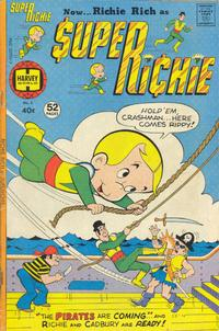 Cover Thumbnail for Superichie (Harvey, 1976 series) #5