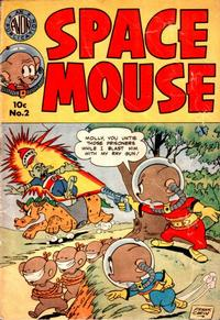 Cover Thumbnail for Space Mouse (Avon, 1953 series) #2