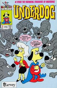 Cover Thumbnail for Underdog (Harvey, 1993 series) #1
