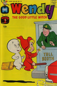 Cover Thumbnail for Wendy, the Good Little Witch (Harvey, 1960 series) #51