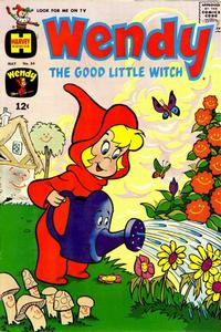 Cover Thumbnail for Wendy, the Good Little Witch (Harvey, 1960 series) #54
