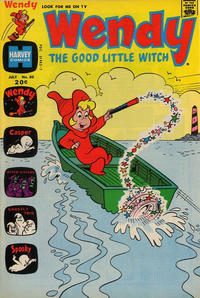 Cover Thumbnail for Wendy, the Good Little Witch (Harvey, 1960 series) #80