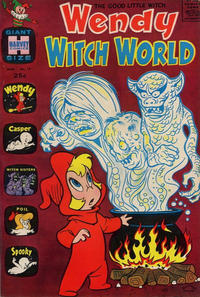 Cover Thumbnail for Wendy Witch World (Harvey, 1961 series) #19