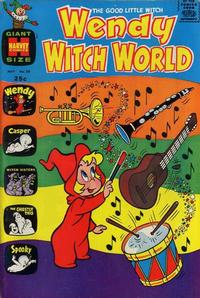 Cover Thumbnail for Wendy Witch World (Harvey, 1961 series) #20